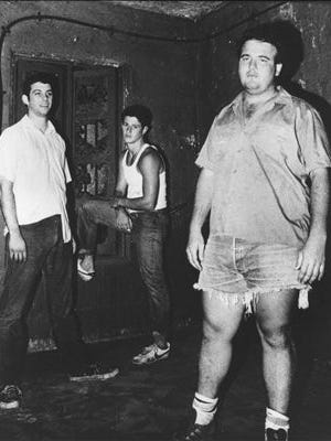 The Minutemen, circa early 1980s