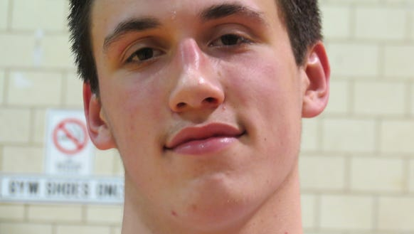 Junior center Zach Freemantle is averaging 22.7 points