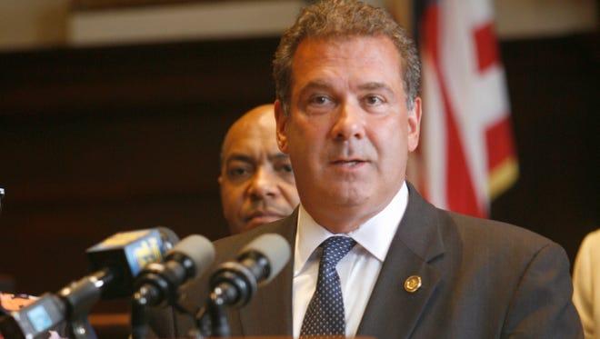 Yonkers Mayor Mike Spano