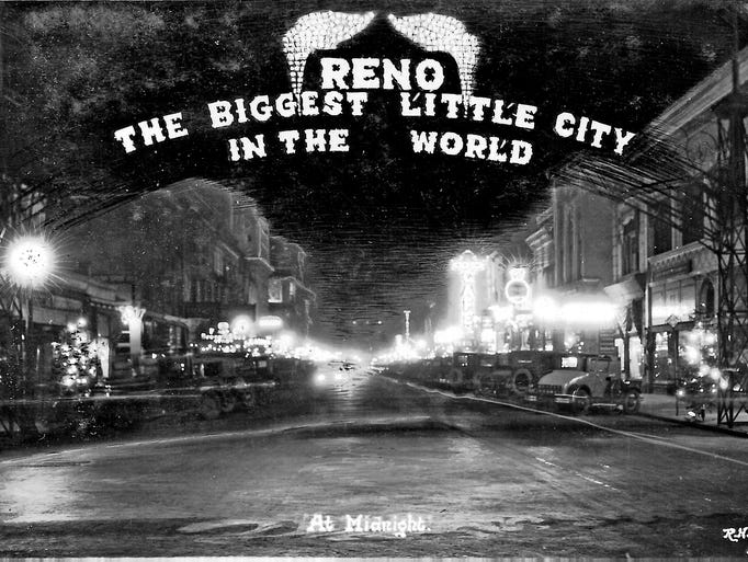 Tesla Gigafactory Jobs >> Reno's 'Biggest Little City' arch may fail hipster test