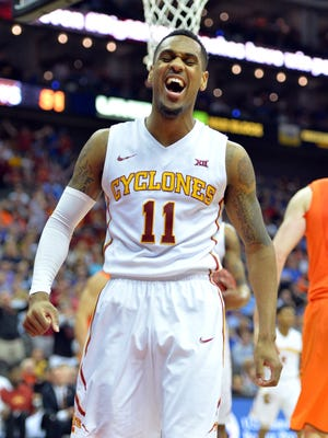 Iowa State guard Monte Morris is one of the best players in the nation.