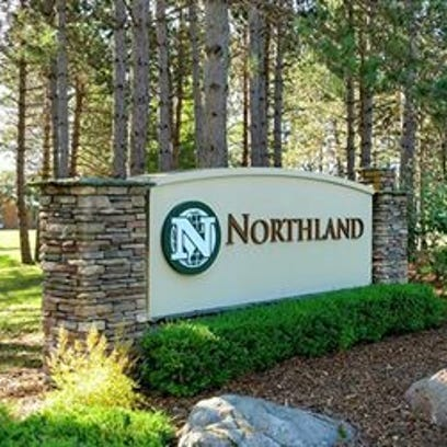 The entrance to Northland International University