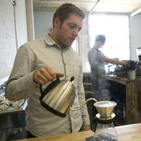 Talking business with Jared Linzmeier of Ruby Coffee Roasters