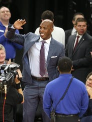 Chauncey Billups, forever known in Detroit as Mr. Big