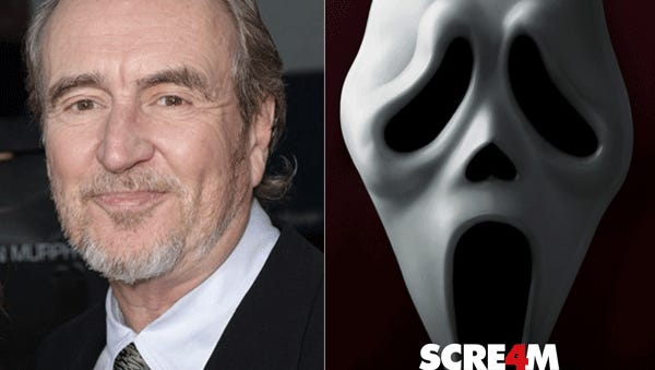"""The last film that Wes Craven directed was """"Scream 4."""""""
