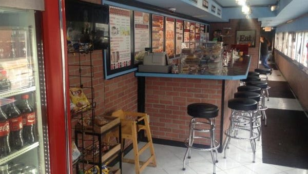 The new diner, Food Train, has opened its doors in Garfield.