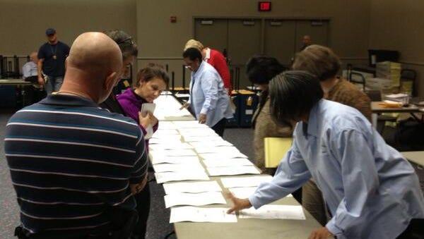 2013 recount of votes in Detroit