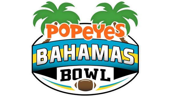 Popeyes Bahamas Bowl is happening.