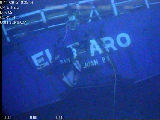 El Faro Final Report