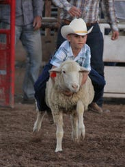 The Grand Canyon Rodeo Association, under the sanctioning