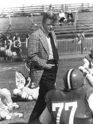 Vince McAneney coached for 36 seasons, the last 25 at Pennsauken.