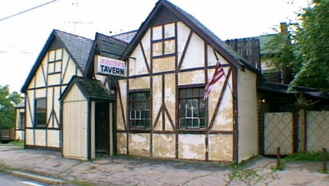 Riester's Tavern was popular, with many local families celebrating anniversaries, engagements and other events there.