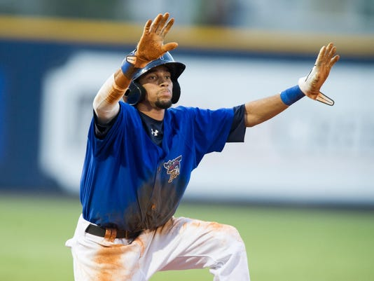 Montgomery Biscuits v Pensacola Blue Wahoos