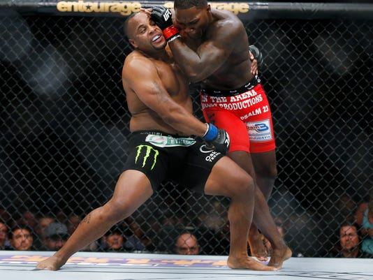Daniel Cormier, Anthony Johnson