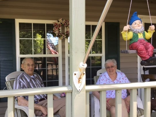 Emmerich John Bares, Jr., 101, died June 21.