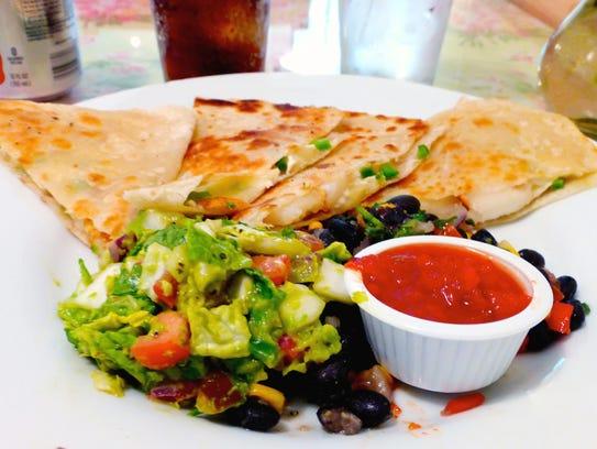 Café Daily Fare features eclectic seasonal cuisine,