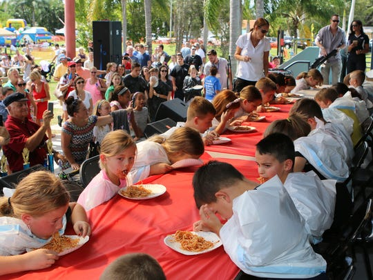Save the date for Rotary Club's 2016 Italian Fest,