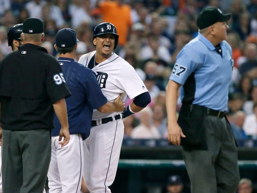 Aug. 27: Not 1, not 2, not 3 ... Four Tigers' are ejected