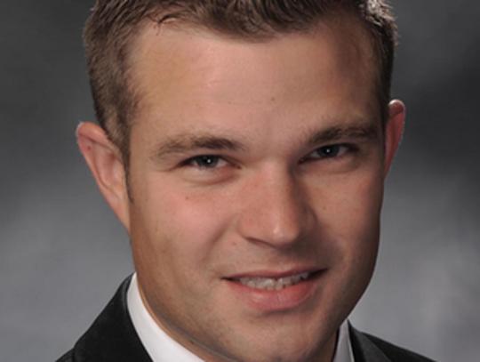 Paul Curtman, a state representative from Washington,
