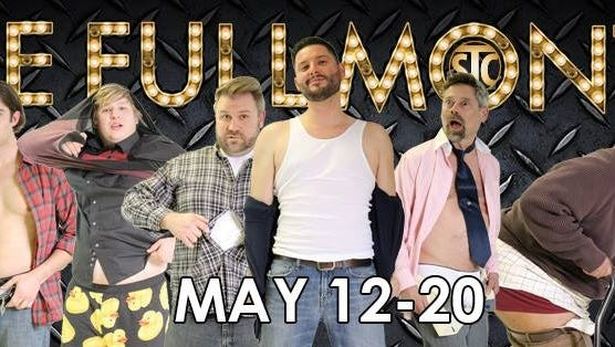 The Full Monty will be showing again from May 17-20.