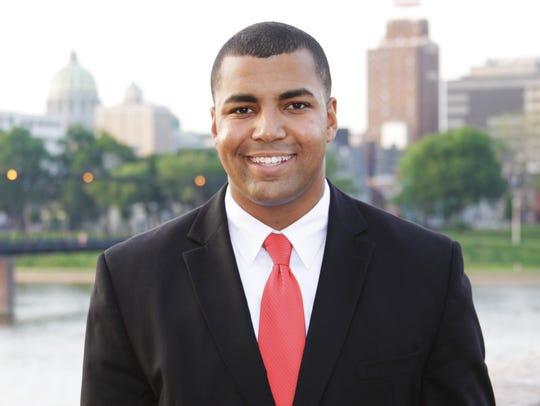 Nate Curtis, candidate for Republican seat, 104th Legislative