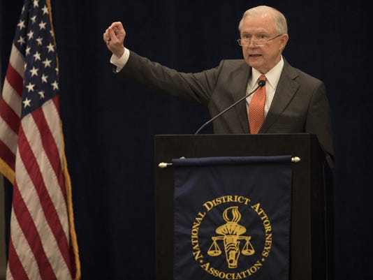 Attorney General Assets Forfeiture