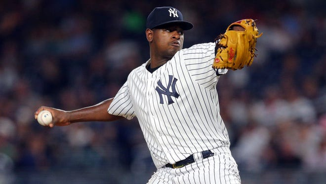 Luis Severino will start Wednesday against the Twins as the Yankees reshuffled their rotation.
