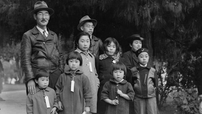 """""""Nisei, The Greatest Generation: Soldiers, Protesters & Prisoners of WW II"""" will be held 1 p.m.Saturday at the Light Hall Auditorium."""