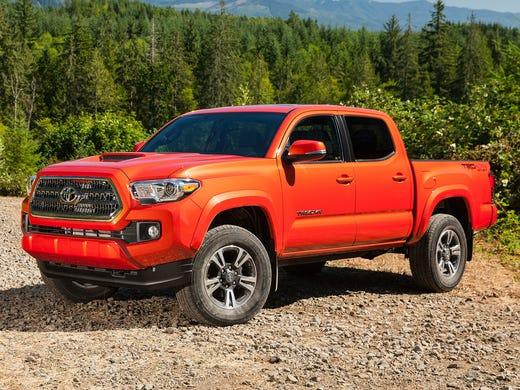 Payne: The Toyota Tacoma off-road assault vehicle