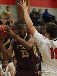 NFC's boys basketball team beat Florida High 68-50