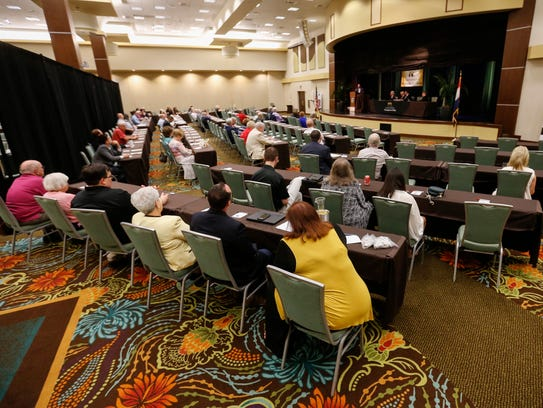 The 2017 National Pachyderm Convention was held at