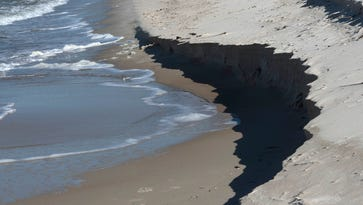 Shifting sands mean Navarre Pass would be fighting against nature