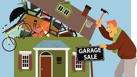 Time for a garage sale