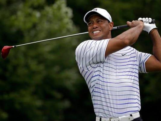 Tigers Back Golf