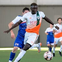 Bucks keep PDL playoff hopes afloat with resounding win in Louisville