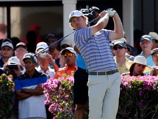 USP PGA: SONY OPEN IN HAWAII - THIRD ROUND S GLF USA HI