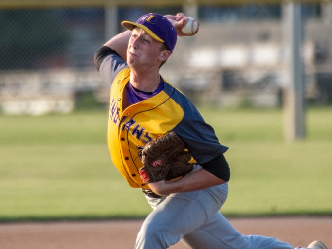 Grinnell High Schools boys baseball team hosted Indianola