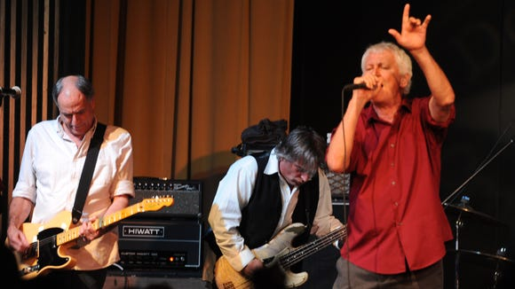 Guided by Voices performs in August at the beer release