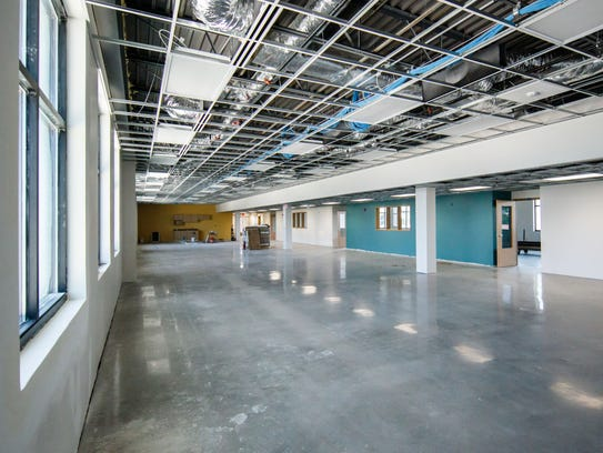 Fourth- and fifth-grade classrooms will be constructed