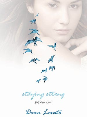 'Staying Strong 365 Days A Year' by Demi Lovato. She has signed a multi-book deal with Macmillan imprint Feiwel and Friends.