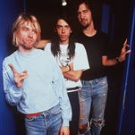 Nirvana's 'Smells Like Teen Spirit' video hit MTV this week in 1991, single-handedly kicking most hair-metal bands off the music channel.