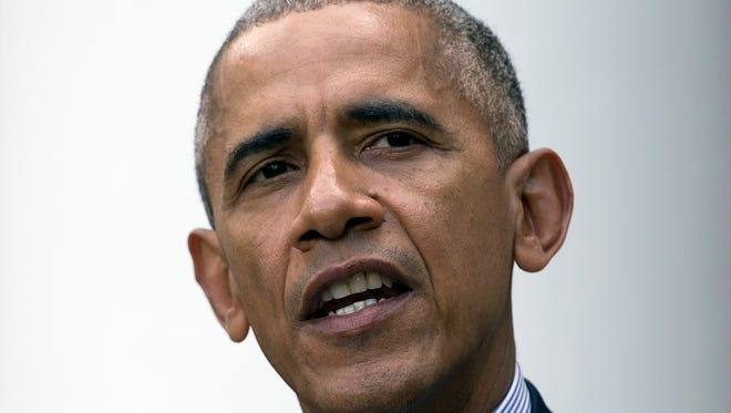 President Obama commuted 102 sentences on Oct. 6, 2016.