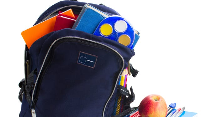 The first 350 kids who attend Olum's Kid's Day will receive a backpack filled with school supplies.