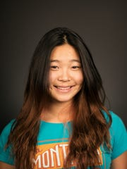 Chloe Kim, 14, had a breakthrough season in 2014, winning