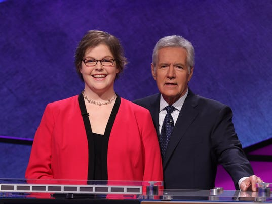 Sara Holub on Jeopardy