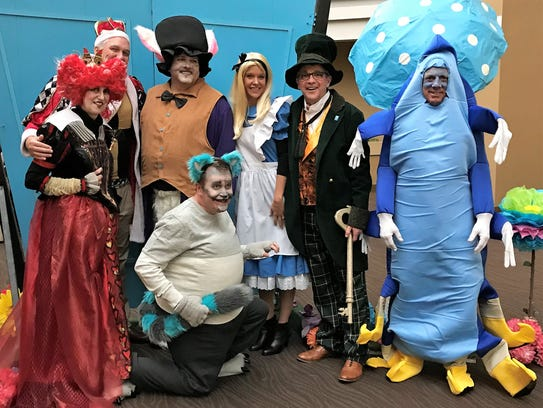 Mad Hatters – The 2nd Annual Mad Hatter's Tea Luncheon,