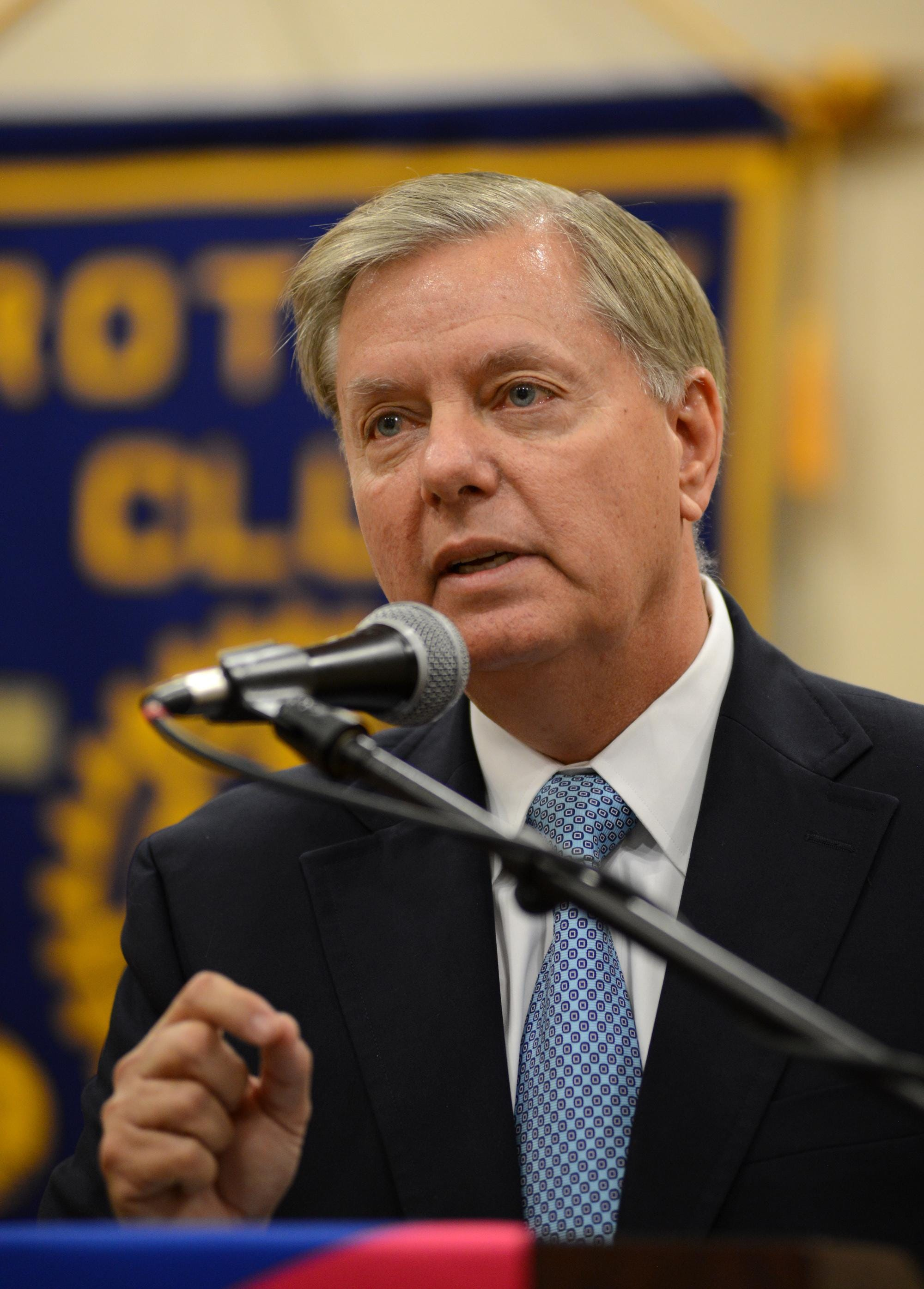 Graham doesn't make the cut for Greenville forum