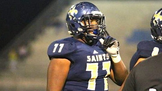 Sincere David, a second-team, all-state selection last fall in Florida, was one of two offensive linemen to commit to CSU's 2017 signing class in recent days.
