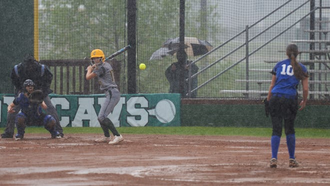 The weather plays a key part in spring sports, from softball to baseball to tennis and track and field.