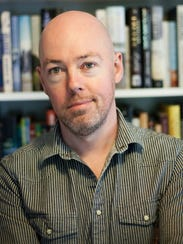 John Boyne, author.